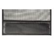 LUXUS Szúnyogháló szalagfüggöny 4x28,5, 100x220 cm, antracit
