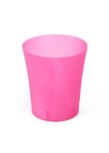 ORCHIDEA kaspó O 125 - pink transzparens