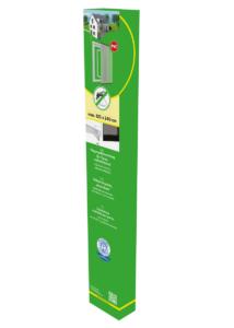 Szúnyogháló szalagfüggöny 5 lamellás