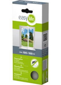 Easy life szúnyogháló 100x100 cm fehér