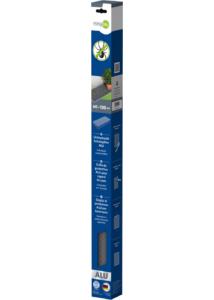 Háló pince felülvilágítóra, alu 120x60 cm