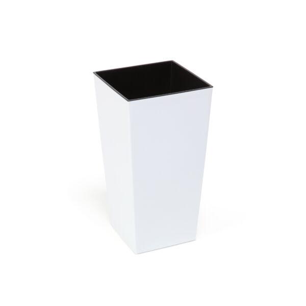 FINEZJA kaspó 140x140 - fehér
