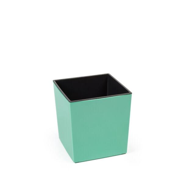 JUKA kaspó 250x250 mm -  smaragd