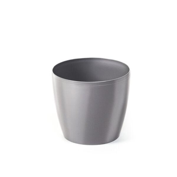 MAGNOLIA kaspó 135 mm - ezüst