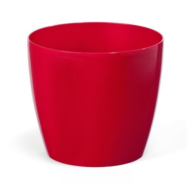 MAGNOLIA kaspó 180 mm  piros
