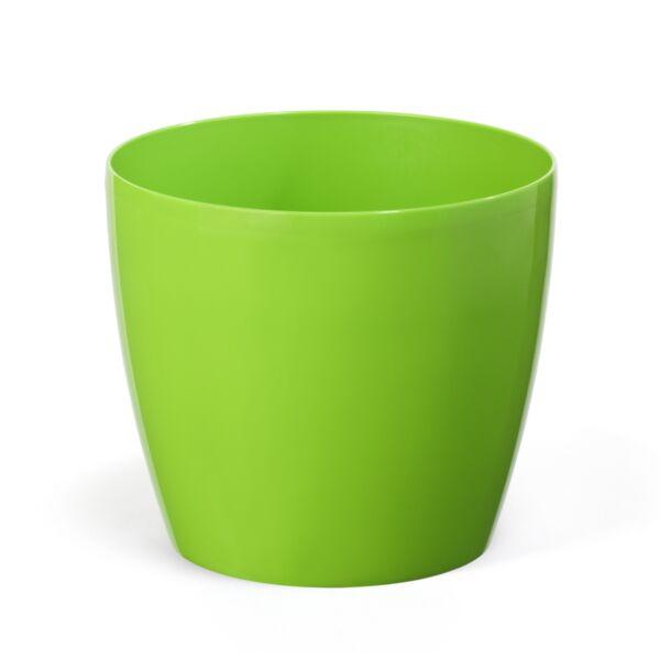 MAGNOLIA kaspó 155 mm  világos zöld